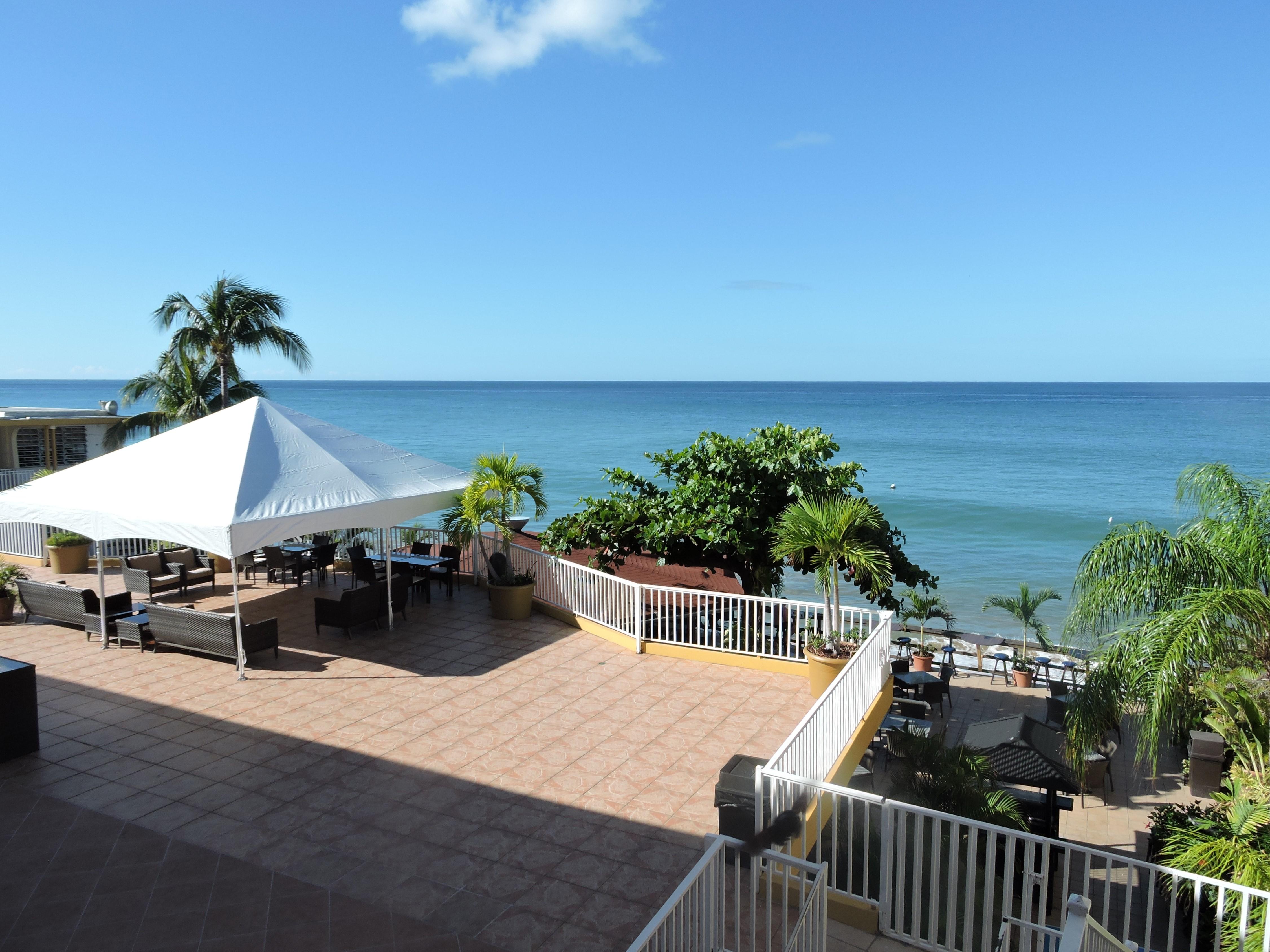 View at Hotel Villa Cofresi