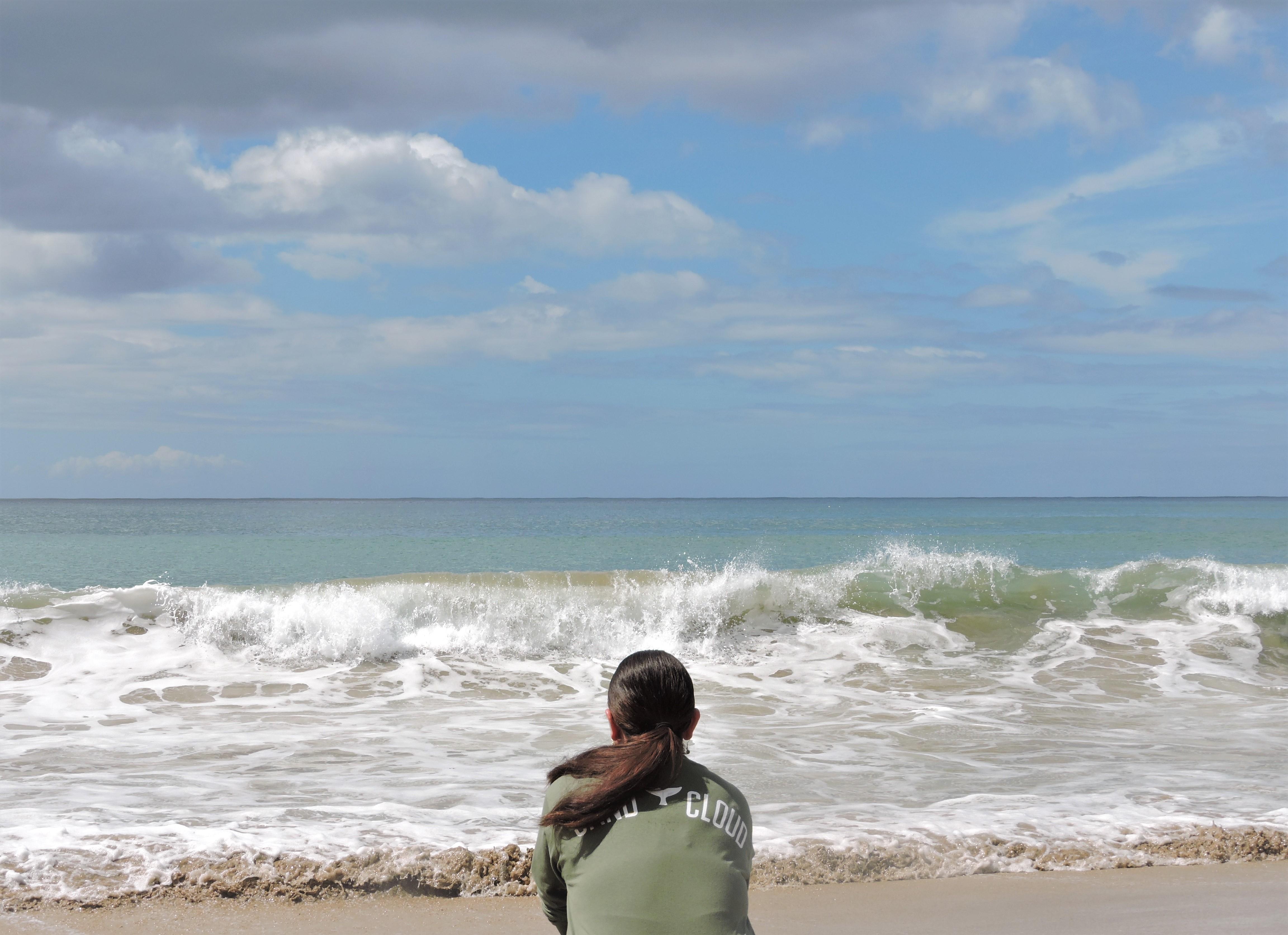 Staring at the Waves Villa Cofresi Rincon Puerto Rico